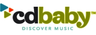 CDBaby logo and link to website